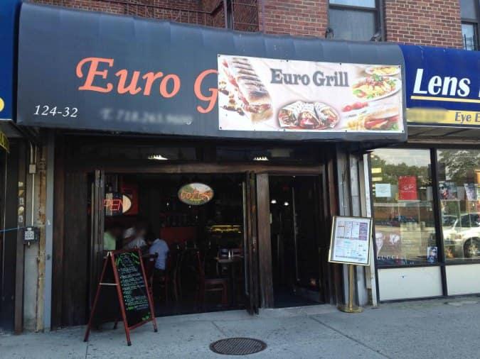 Euro Grill And Salad Bar Kew Gardens New York City Urbanspoon Zomato