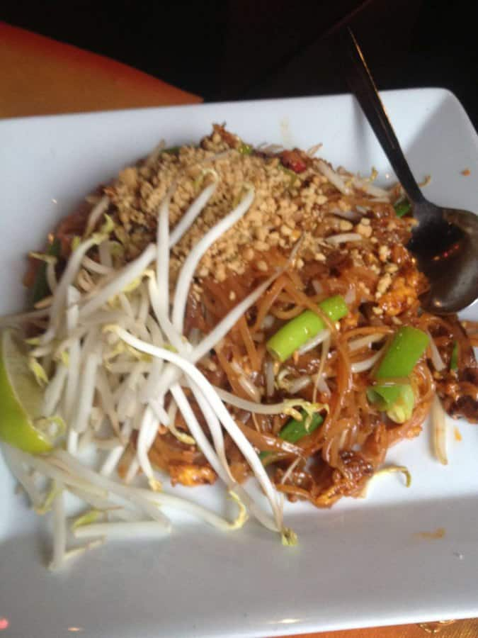 Silver Spring Thai Food Delivery