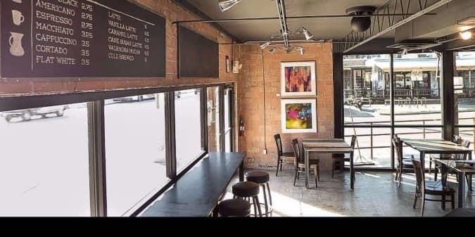 Blacksmith Restaurant Menu