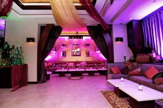 Mona Lisa Ristorante & Breathe Ultra Lounge, Delray Beach, Miami ...