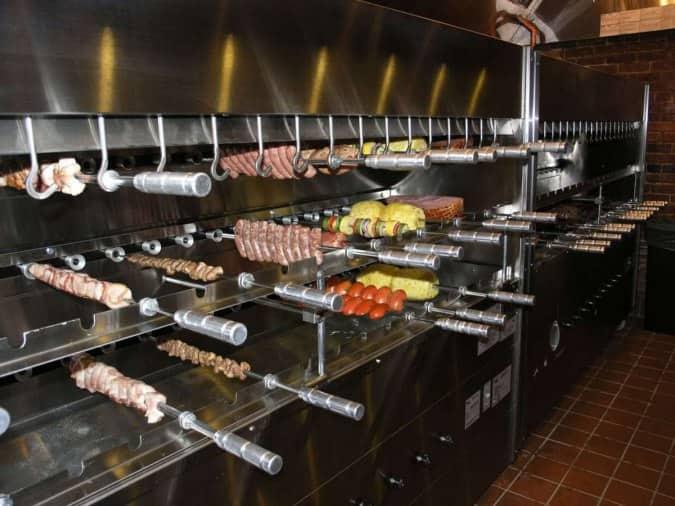 Rodizio Grill The Brazilian Steakhouse Downtown Nashville