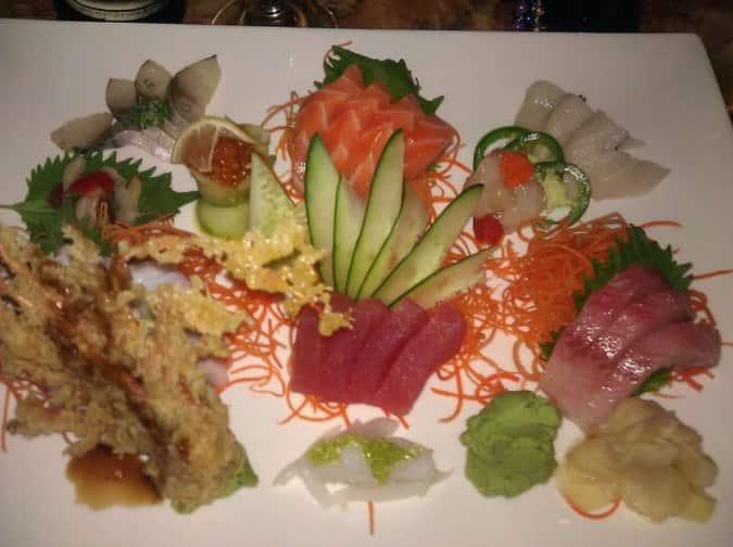 Sogo Japanese Restaurant Slidell Menu