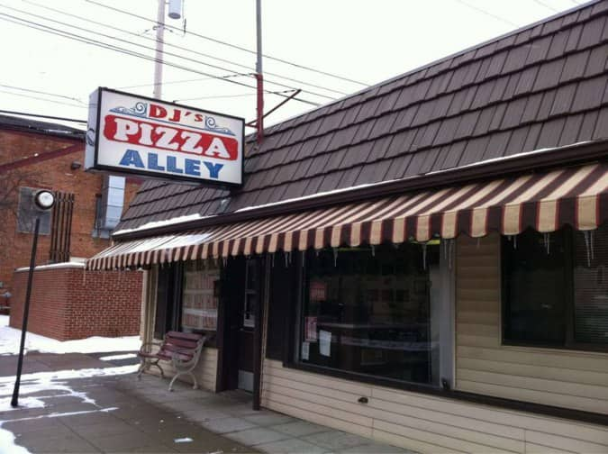 K Tipp Musterbriefe : D j s pizza alley tipp city dayton urbanspoon zomato
