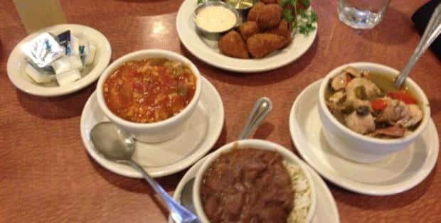 Cajun Cafe Restaurant Fargo
