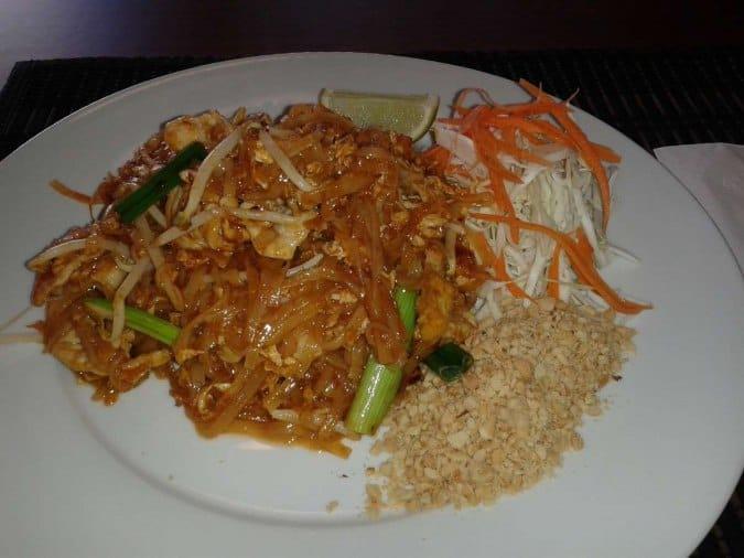 Jasmine thai cuisine greenville greenville urbanspoon for Jasmine cuisine