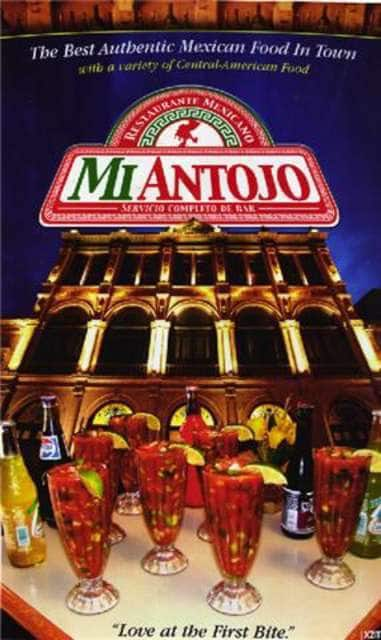Mi Antojo Mexican Restaurant Menu Urbanspoonzomato