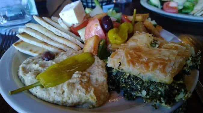 Manos Greek Restaurant Menu Menu For Manos Greek Restaurant