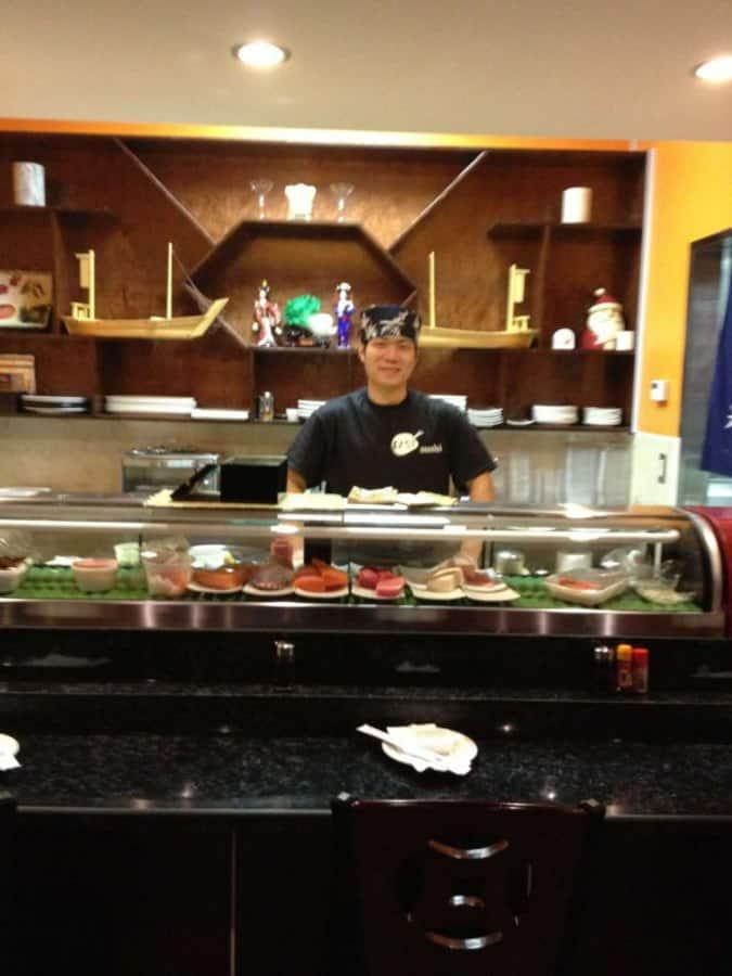 Sushi Restaurants Utica Ny