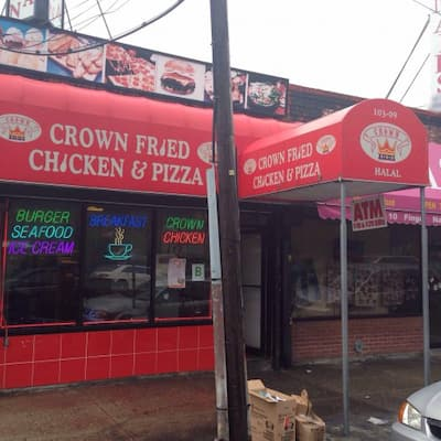 Address of Crown Fried Chicken, Brooklyn   Crown Fried
