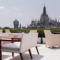 Luxury Terrace Boscolo Milano San Babila Milano Zomato