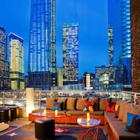 Living Room Bar And Terrace Financial District Photos