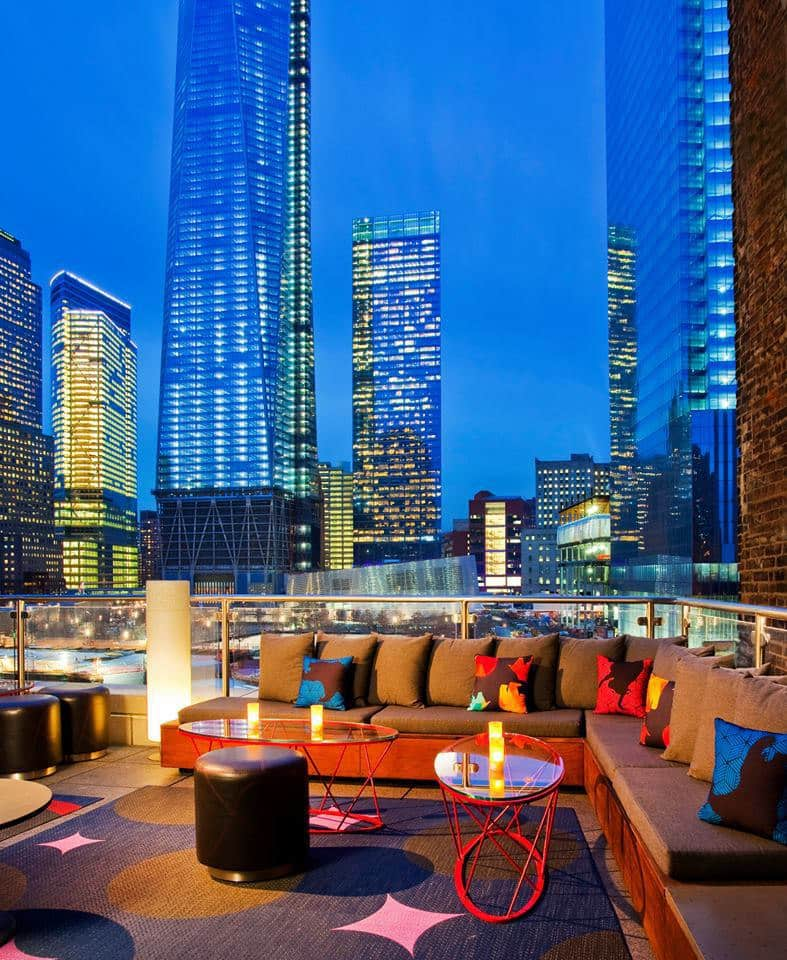 Superb Living Room Bar And Terrace, Financial District Photos Part 12