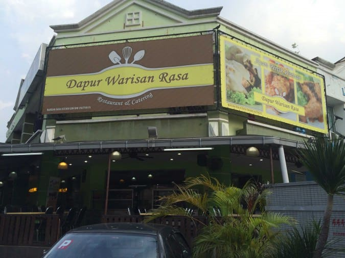 Dapur Warisan Rasa Menu For Yen 13 Shah Alam Selangor Zomato Malaysia