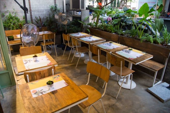 Kitchen Garden by Suzette, Pali Hill, Bandra West, Mumbai - Zomato