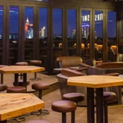 Baxtersmith Dining Lounge Roofbar Senopati Jakarta