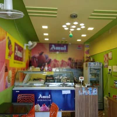 Amul Ice Cream Parlour Selaiyur Chennai Restaurant Zomato