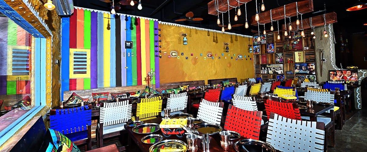 Desi Dhaba Restaurant