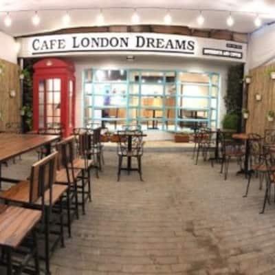 Cafe London Dreams, Koregaon Park, Pune - Zomato