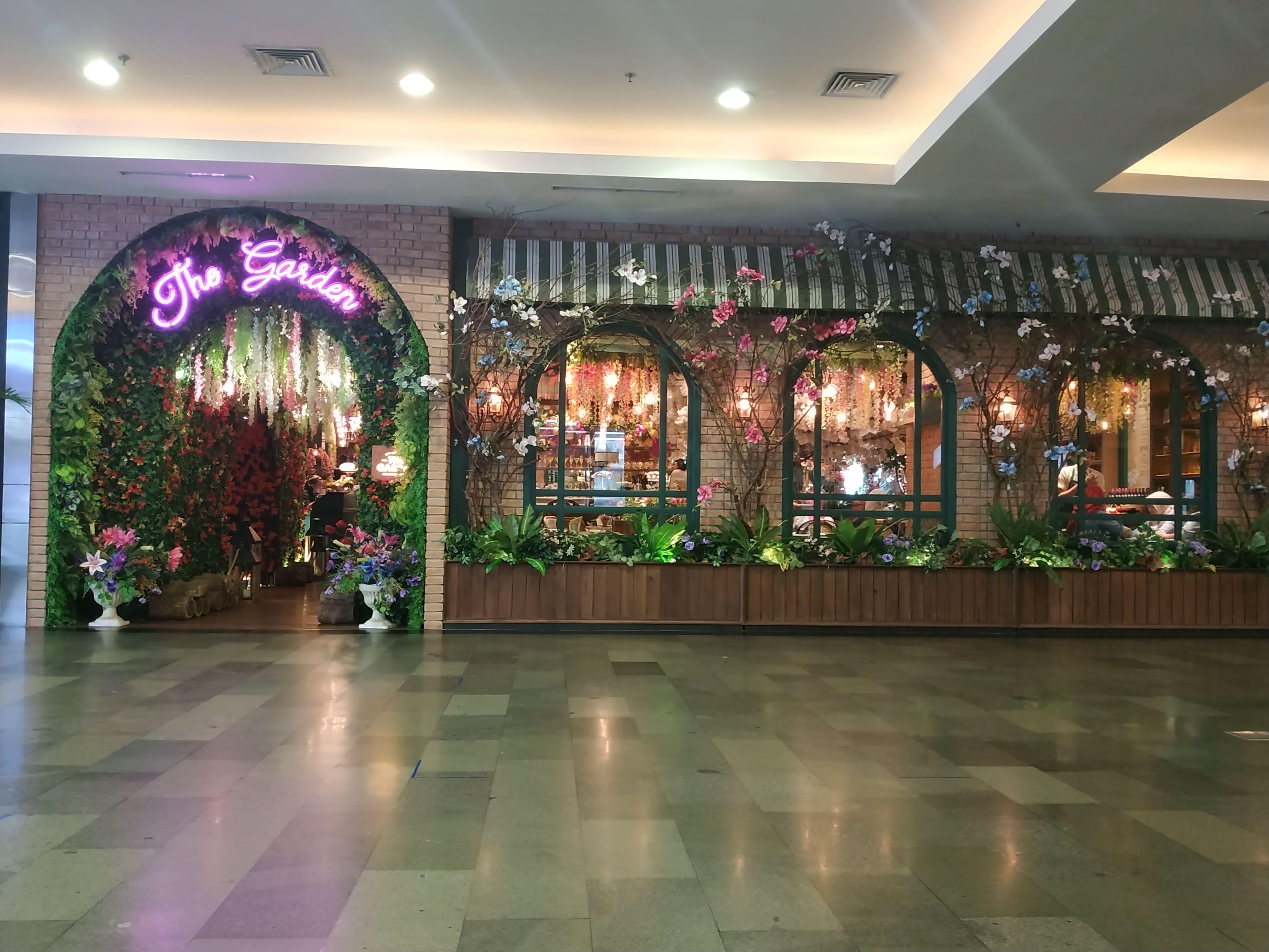 The Garden Menu Menu For The Garden Pondok Indah Jakarta