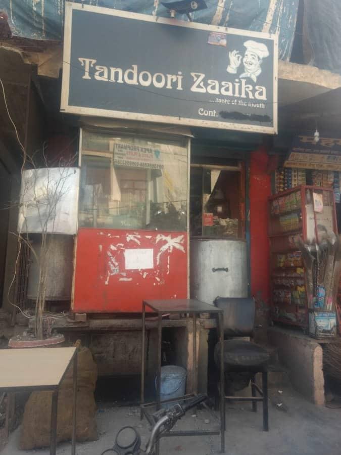 Tandoori Zaika, Aaya Nagar, New Delhi - Zomato
