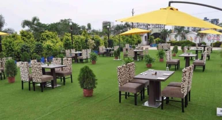 The Dining Room Khajpura Patna, The Dining Room