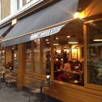Gourmet Burger Kitchen High Street Kingston Upon Thames London