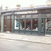 Pizza Express Church Street Greenwich London Zomato Uk
