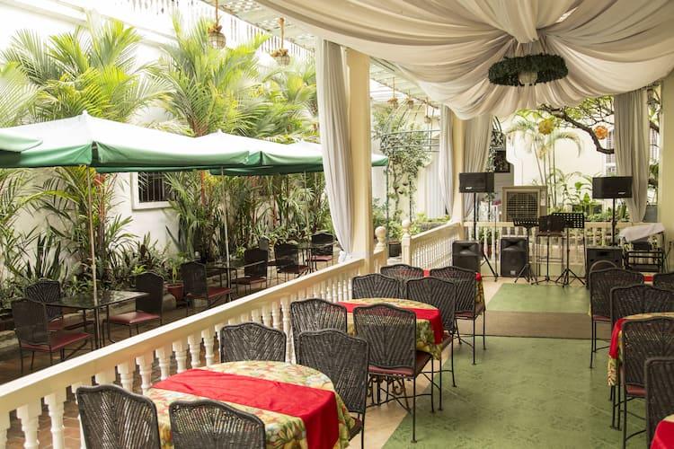 Coco Bango Cafe, Intramuros, Manila