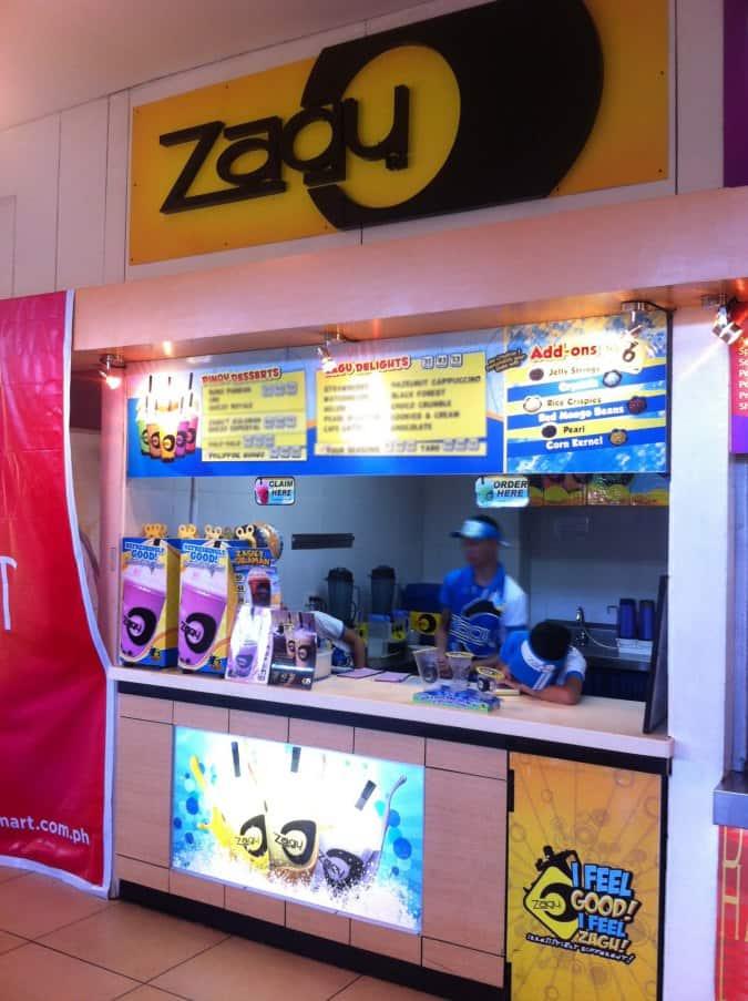 Zagu San Isidro Para Aque City Zomato Philippines