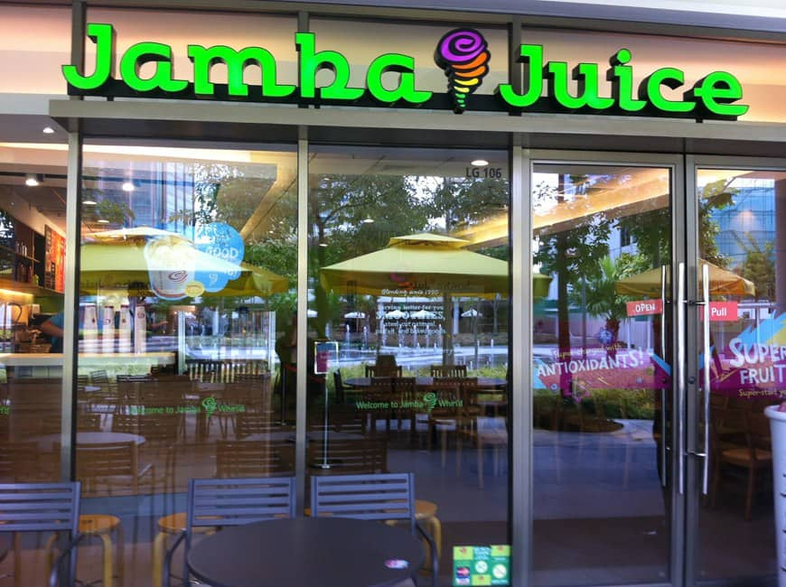 jamba juice bonifacio global city photos