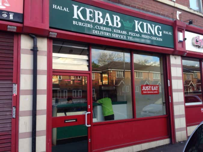 Kebab King Harpurhey Manchester Zomato Uk