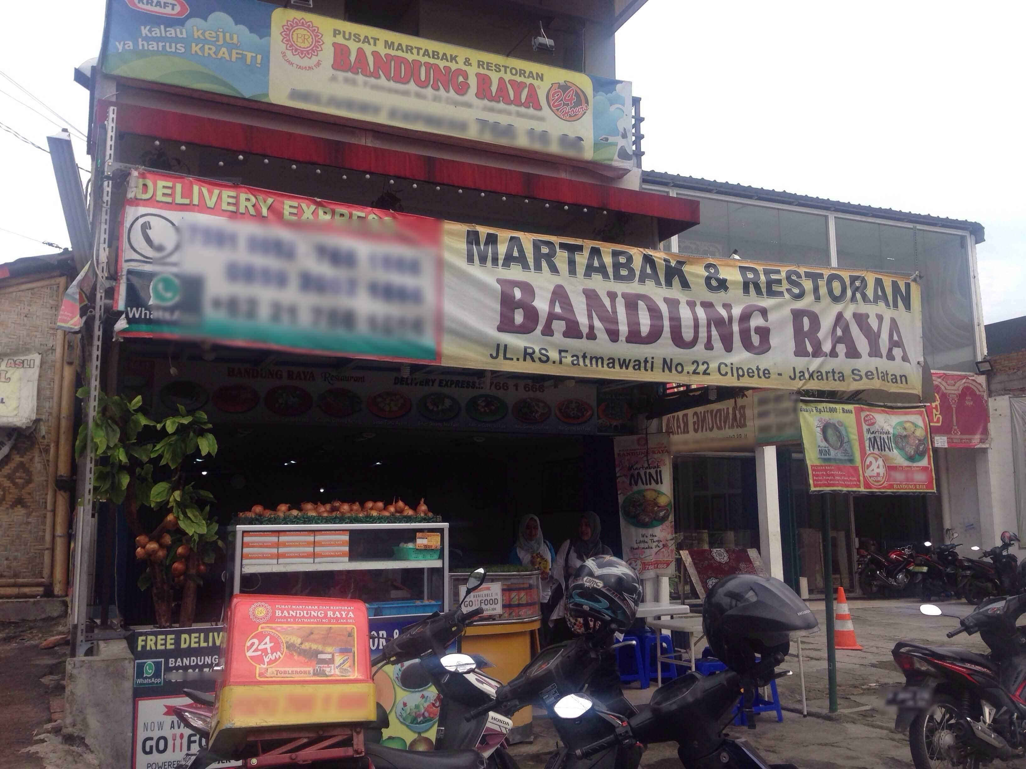 bandung raya fatmawati jakarta zomato indonesia rh zomato com