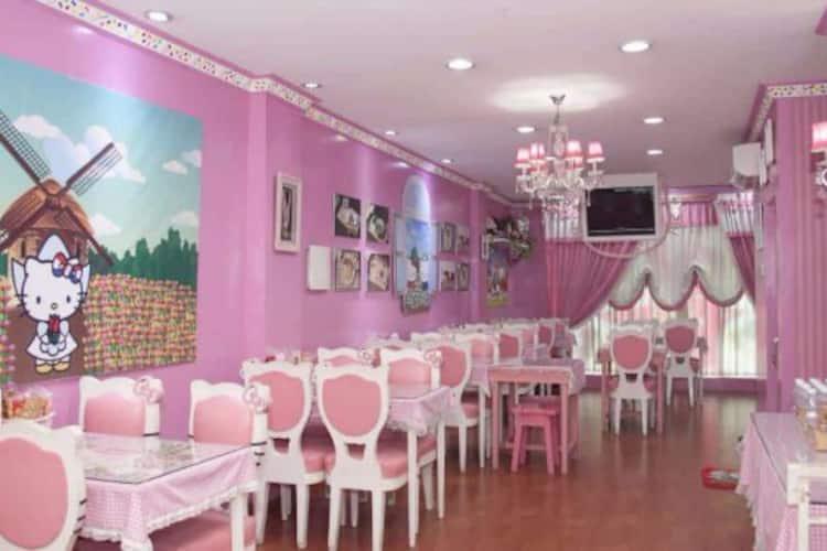 Kitty S Corner Cafe Ulasan Ulasan Pengguna Untuk Kitty S Corner Cafe Pantai Indah Kapuk Jakarta