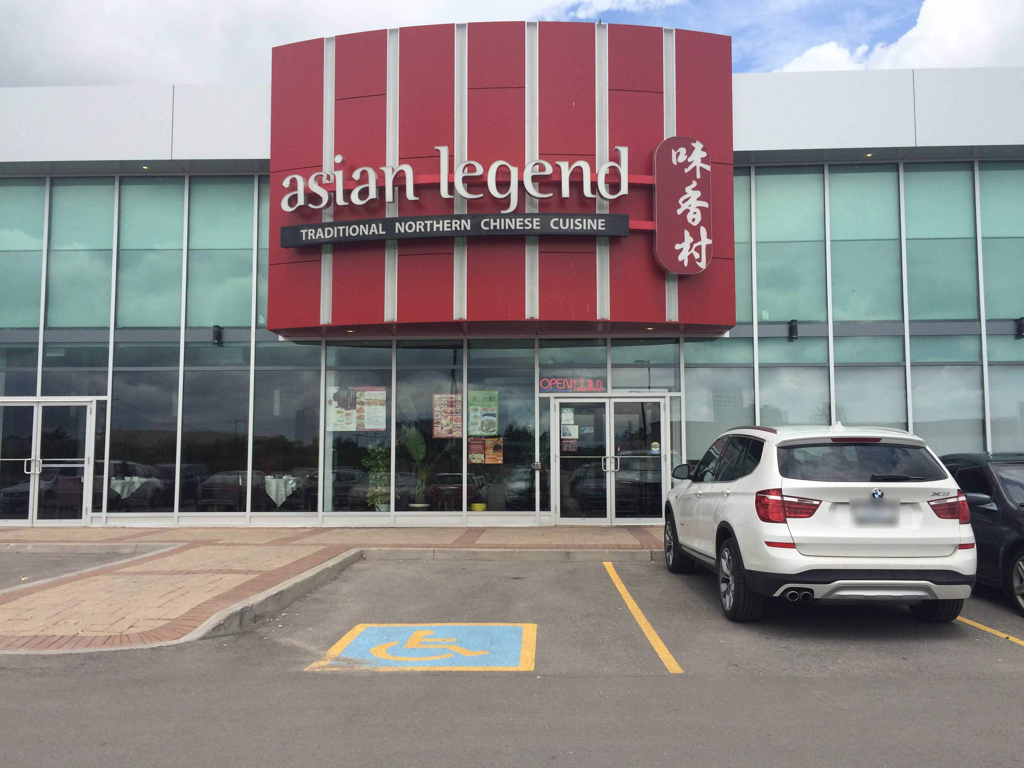 Excited asian legend north york all