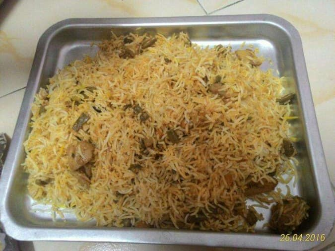 Amogh takeaway yatri nivas s p road secunderabad for Crystal 7 cuisine hyderabad