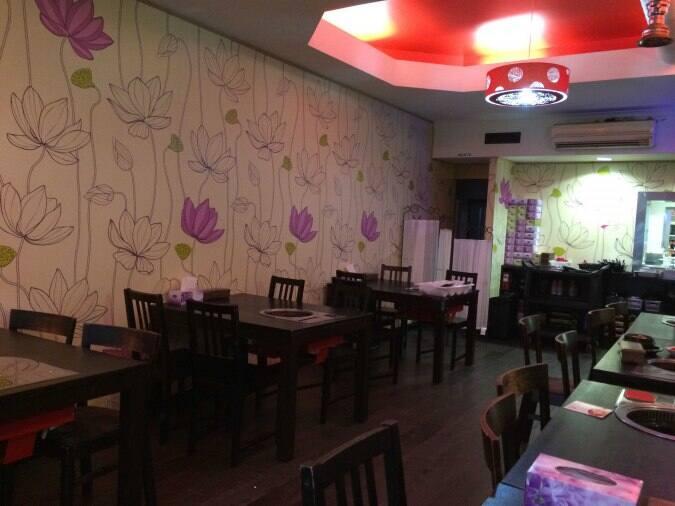 Red Lotus Korean BBQ Menu, Menu for Red Lotus Korean BBQ ...