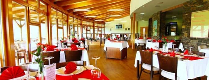 Foto - Restaurace Golf resort Ropice