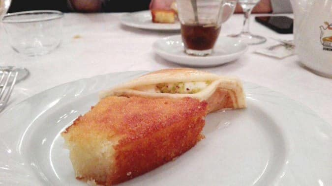Trattoria accademia a milano foto del menu con prezzi - Trattoria con giardino milano ...