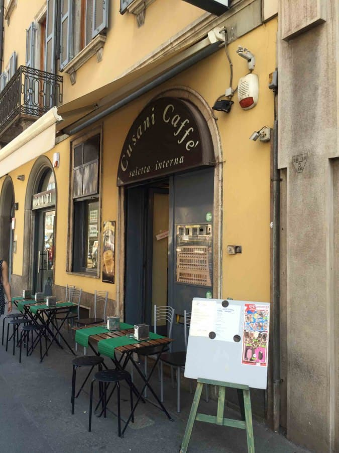 Una Hotel Cusani Di Milano