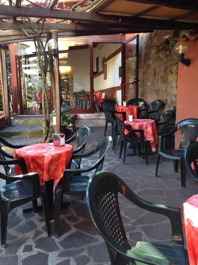 Bar Gianicolo Menu Menu For Bar Gianicolo Trastevere Roma