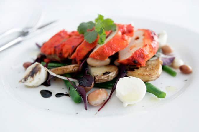 Image result for zaffran sydney menu
