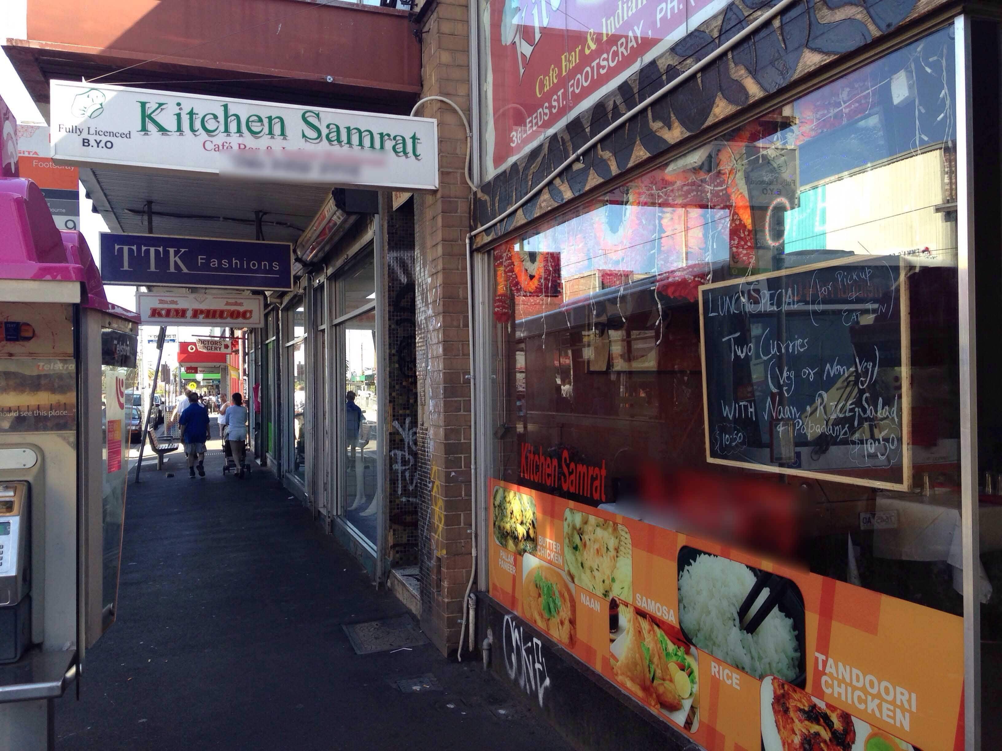 Kitchen Samrat, Footscray, Melbourne  Zomato