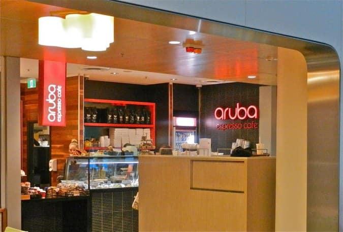 Aruba Espresso Cafe - Royal Childrens Hospital   50 Flemington Road, Parkville, Victoria 3052   +61 3 9349 1976