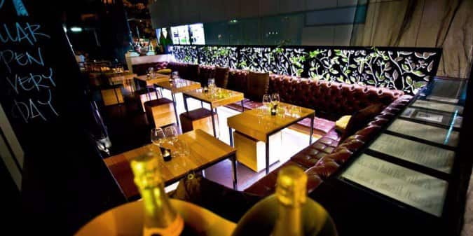 & Cru Bar u0026 Cellar Fortitude Valley Brisbane - Urbanspoon/Zomato
