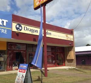 double golden dragon restaurant bundamba australia