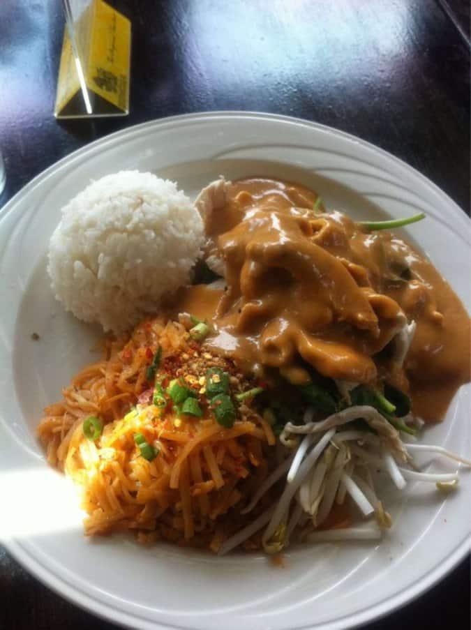 Thai Food In Renton