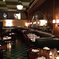 Acme Restaurant New York Menu
