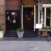 The Cupping Room Cafe, New York, New York City - Urbanspoon/Zomato
