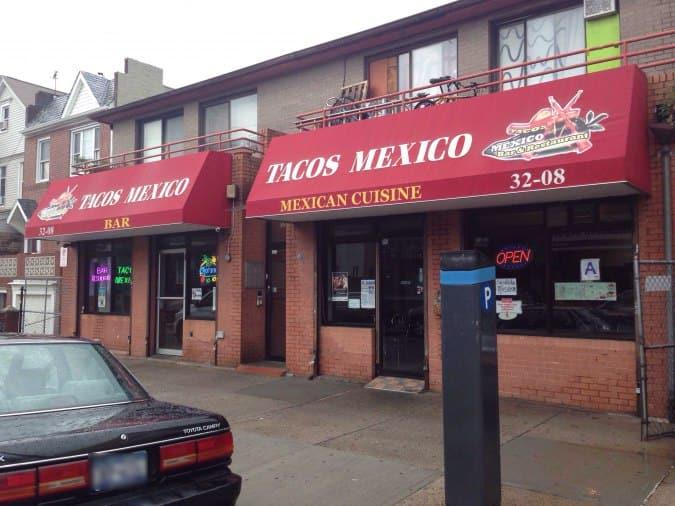Tacos Mexico Astoria New York City Urbanspoon Zomato