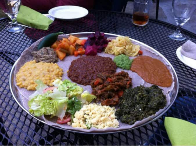 Bete ethiopian cuisine cafe silver spring montgomery for Abol ethiopian cuisine silver spring md